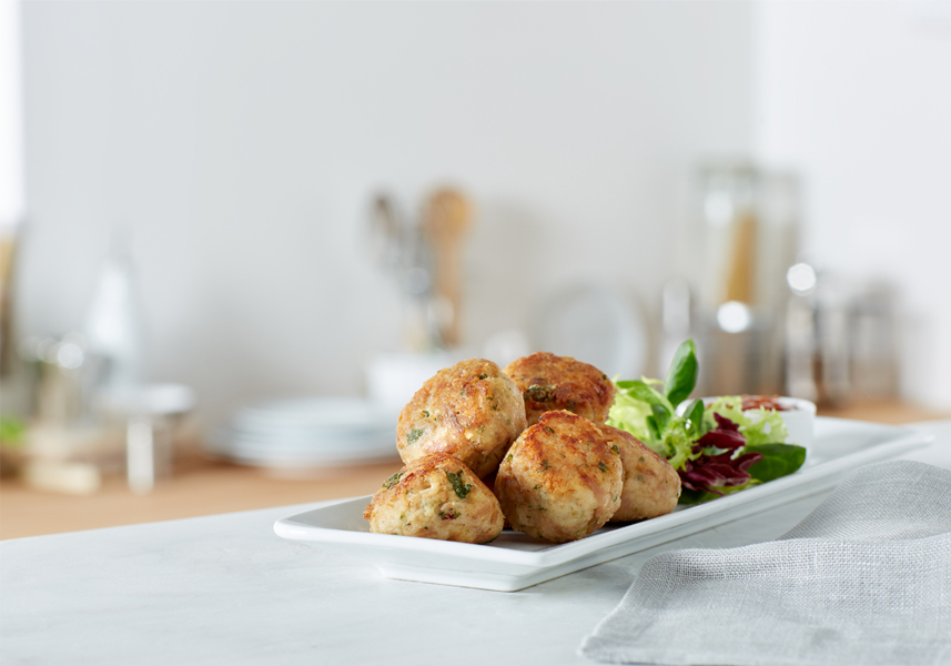 Arla Quark Fishcakes Recipe