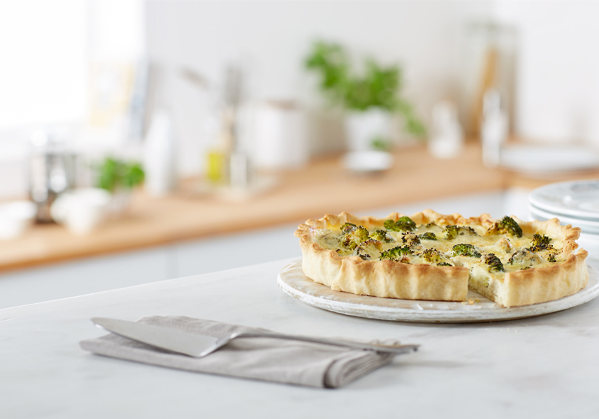 Arla Quark Quiche Recipe