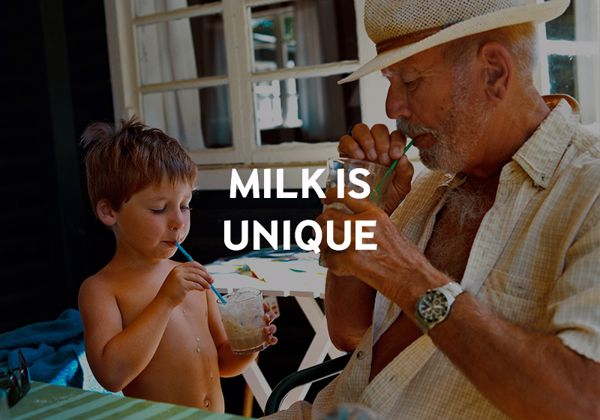 Our fresh dairy milk is naturally nutritious.