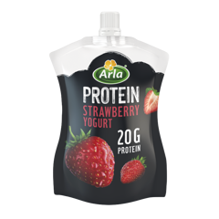Strawberry Pouch 200g