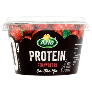 Arla Protein Strawberry On The Go 200g