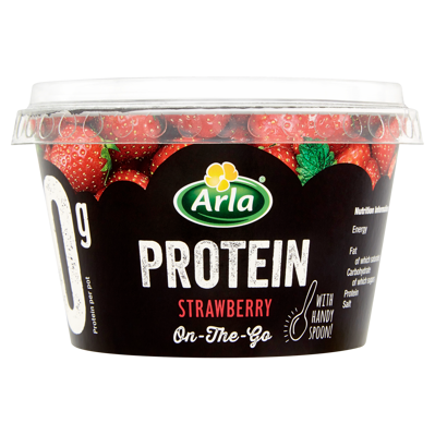 Strawberry On The Go 200g