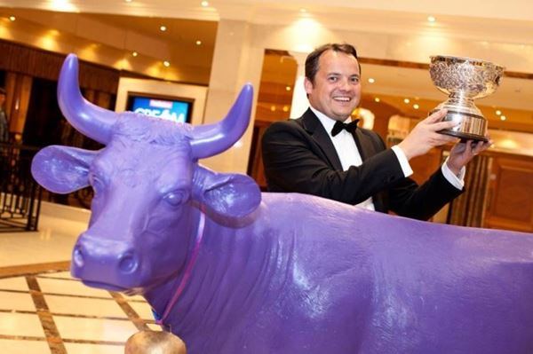 September 2015: Arla is cream of the 2015 Dairy Trade Awards