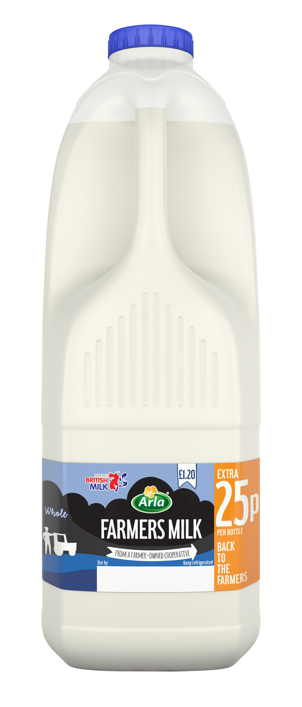 Arla Farmers Milk Whole