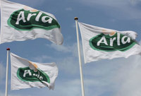 Arla farmers to create world's largest set of dairy climate data as they head towards carbon net zero production