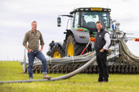 Dairy farmers reclaim sweet smelling country air with smarter muck-spreading methods