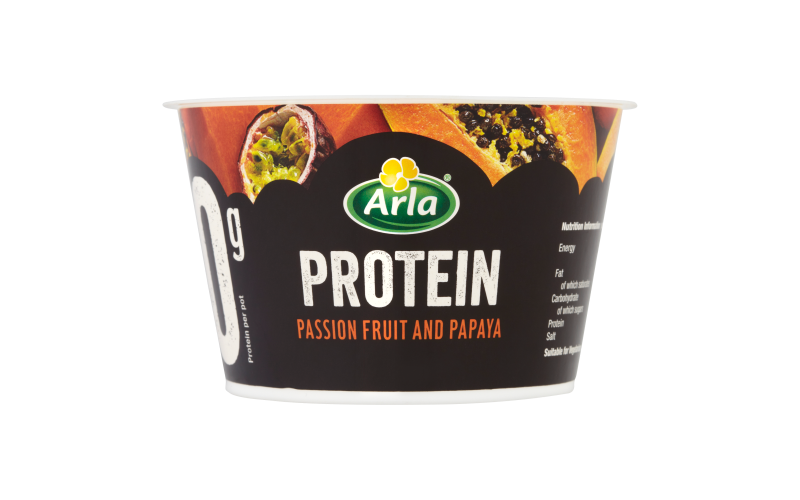 Arla Protein Passion Fruit & Papaya 200g