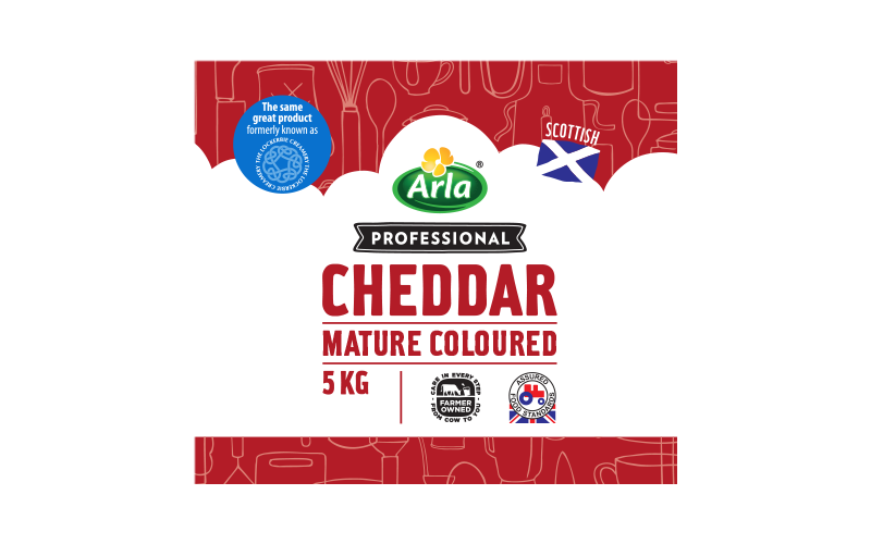Arla® Professional (formerly known as Bladen® and Lockerbie®) SCOTTISH MATURE COLOUR 5KG