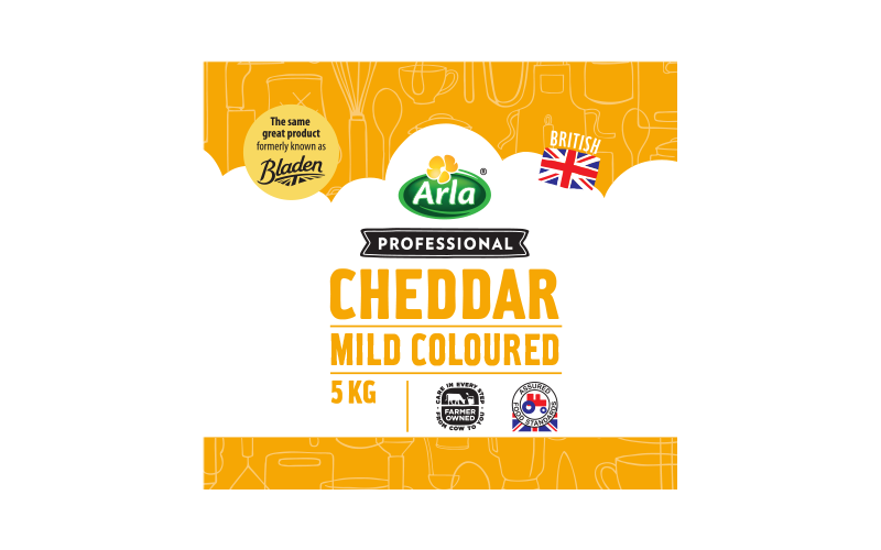 Arla® Professional (formerly known as Bladen® and Lockerbie®) BRITISH MILD COLOURED 5KG