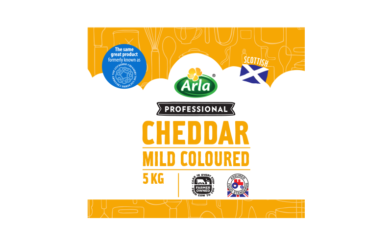 Arla® Professional (formerly known as Bladen® and Lockerbie®) SCOTTISH MILD COLOUR 5KG