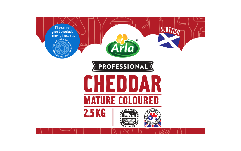 Arla® Professional (formerly known as Bladen® and Lockerbie®) SCOTTISH MATURE COLOUR 2.5KG