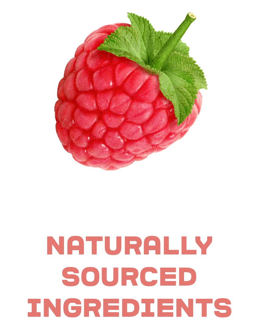 Naturally Sourced Ingredients