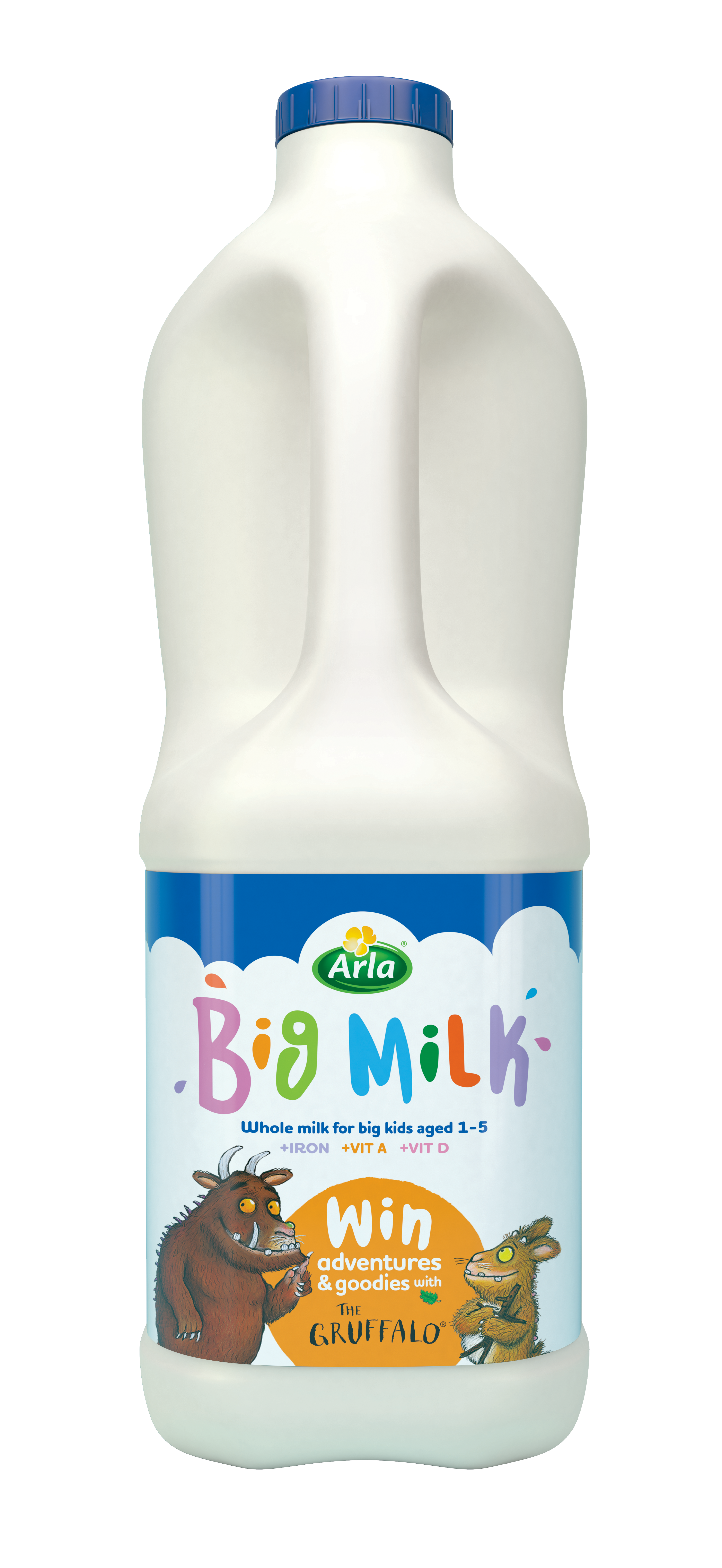 Arla BIG Milk Big milk 2L