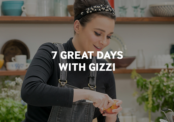 Pick up some expert tips for healthy breakfasts with top chef Gizzi Erskine!